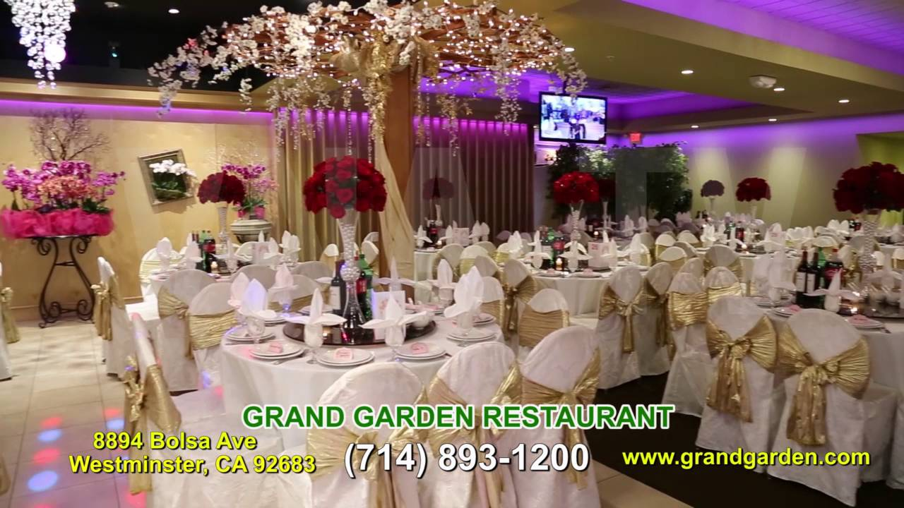 Grand Garden Restaurant Demo 2 Youtube