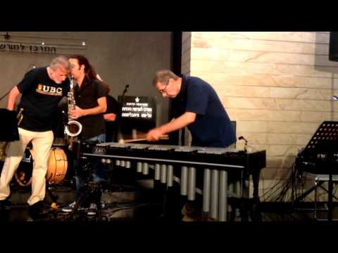 ICOHTEC JAZZ NIGHT, TEL AVIV, ISRAEL, AUGUST 2015.