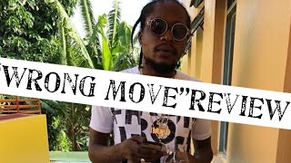 """Jafrass - """"Wrong Move"""" Review 2019"""