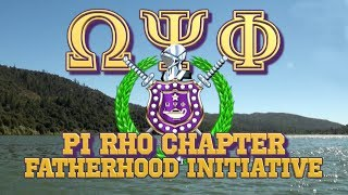 Omega Psi Phi Fraternity Inc. Pi Rho Chapter (Riverside CA) Family Fishing 2019