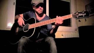 RHCP - Road Trippin [Bass Cover by Miki Santamaria]