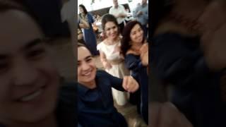 Ташаузкая свадьба в Твери.