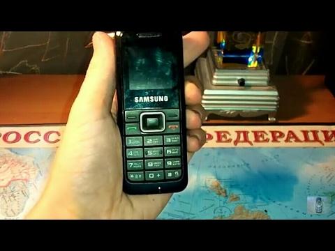 Телефон Самсунг GT-E1070 рассказ