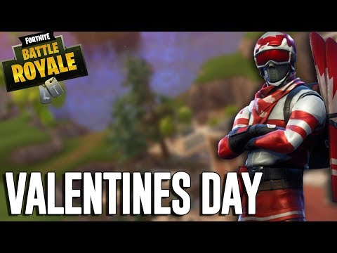 Valentines Day! - Fortnite Battle Royale Gameplay - Ninja