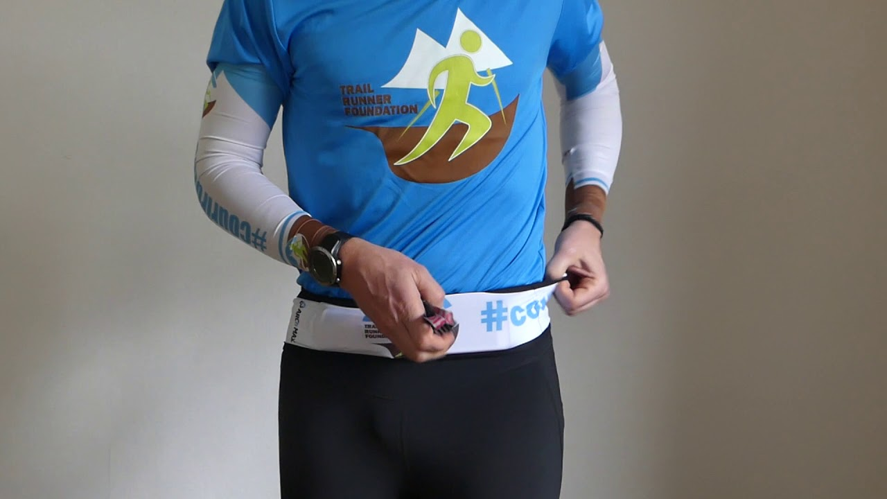 73f7365a73dc Ceinture Arch Max TRF - Tuto. Trail RunnerFoundation