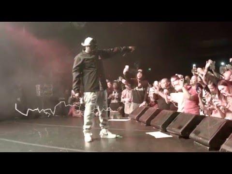 Jadakiss Live At The Roxy | BREALTV