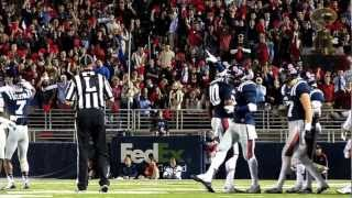 Ole Miss vs Miss State Official Team Motivational