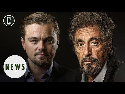 Al Pacino Joins Tarantino Movie as Leonardo DiCaprio's Agent