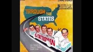 The Statesmen Quartet - I Believe in the Man in The Sky