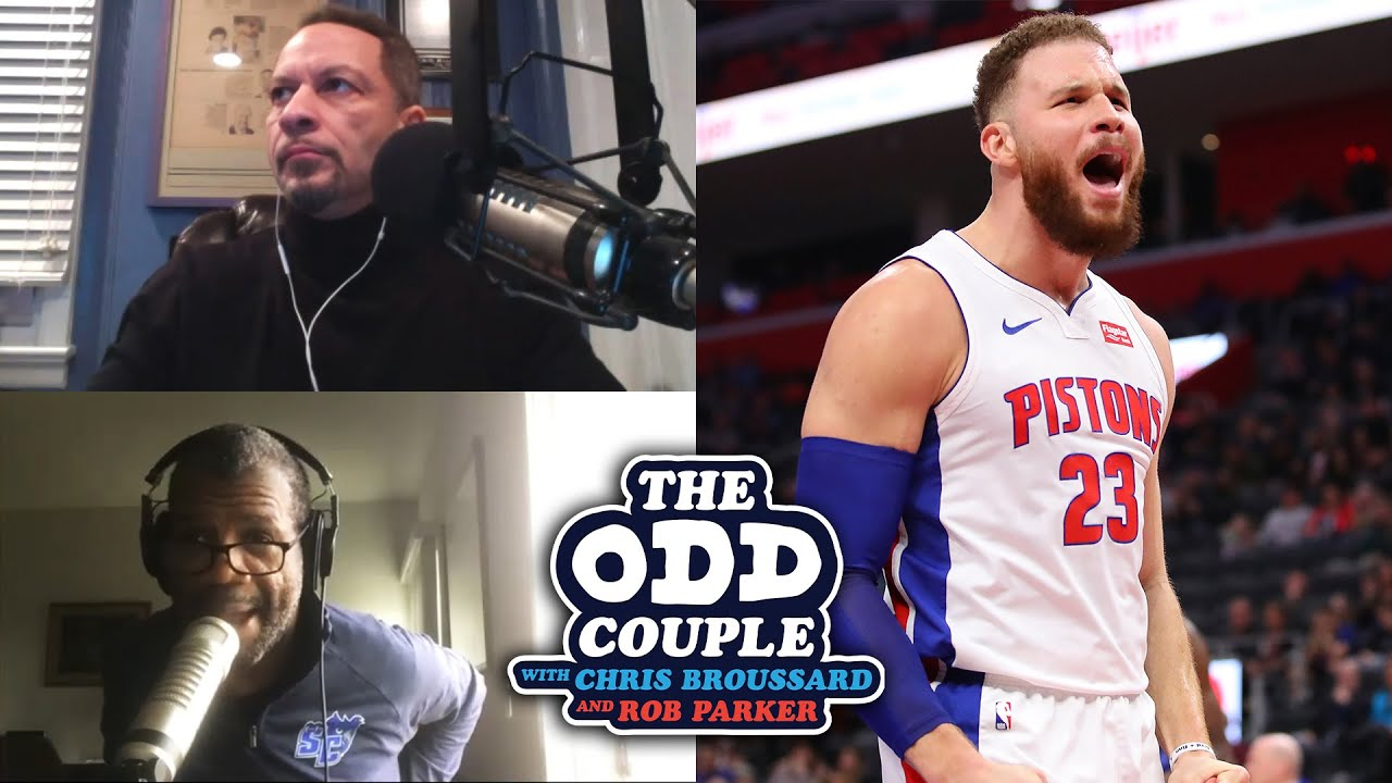 HELLO BROOKLYN! Nets likely landing spot for Blake Griffin after ...