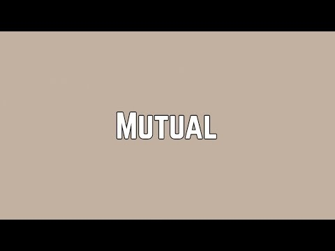 Shawn Mendes - Mutual (Lyrics)