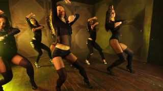 "Beyonce ""Partition"" high heels choreography by Risha"