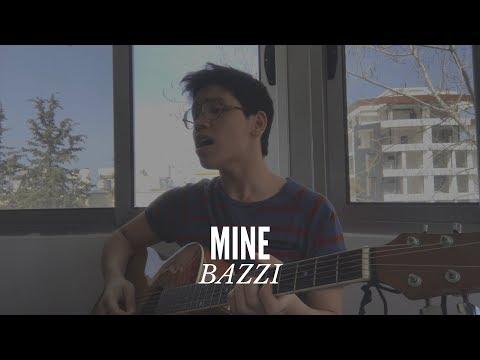 Mine - Bazzi || Clinton Kane Cover