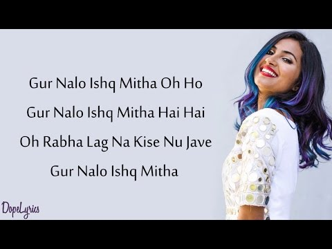 Drake - One Dance | Gur Naalo Ishq Mitha (Vidya Vox Mashup Cover)(Lyrics)