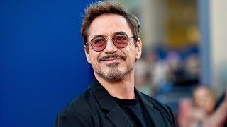 Robert Downey Jr. - od więzienia, do Iron Mana