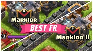 CLASH OF CLANS - MARKLOR BEST CLAN FR (GDC) #1