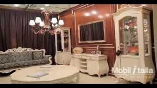 VILLA VENEZIA - I SALONI Crocus Moscow 2012 - Элитная классическая мебель(, 2012-11-27T07:59:57.000Z)