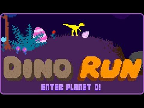 RUN FOR IT!   Dino Run-Enter Planet D