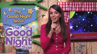 Hush Poem LIVE | Kids Songs on The Good Night Show | Sprout