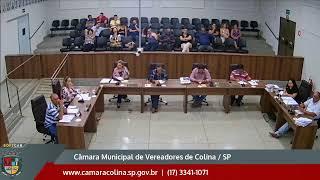 Câmara Municipal de Colina - 19ª Sessão Ordinaria 02/12/2019