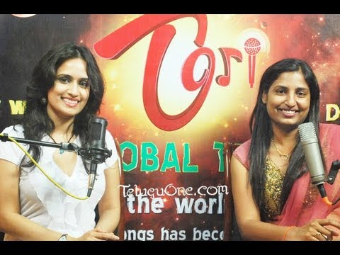 TORI Live Show With Actress Chinmayi