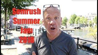 Semrush Summer Jam 2018