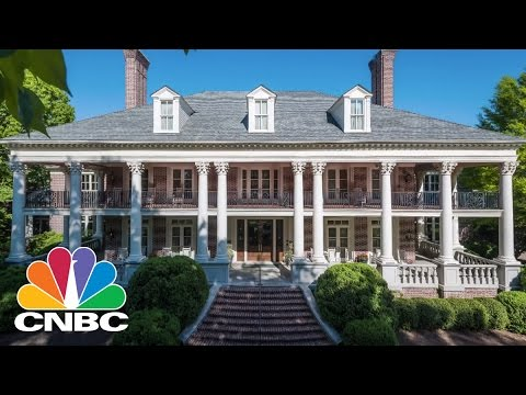 Southern Belle: Nashville, TN | Expensive Homes | CNBC