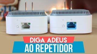 ADEUS REPETIDOR! Tenha internet pela rede elétrica em qualquer lugar da sua casa