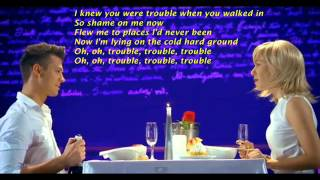 Sore&Rapha-I knew you were trouble (Lyrics)