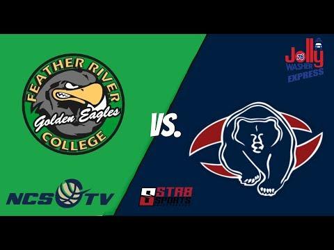 Feather River vs Santa Rosa Junior College Men's Basketball LIVE 12/15/18
