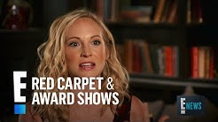 """Candice King Reveals Her """"Vampire Diaries"""" 'Firsts'   E! Red Carpet & Award Shows"""