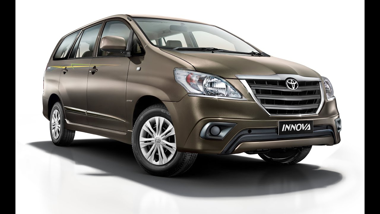 New 2016 toyota innova next generation facelift first look revealed
