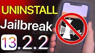 unjailbreak-ios-13-13-2-2-remove-delete-cydia-uninstall-checkra1n-no-restore-with-comp