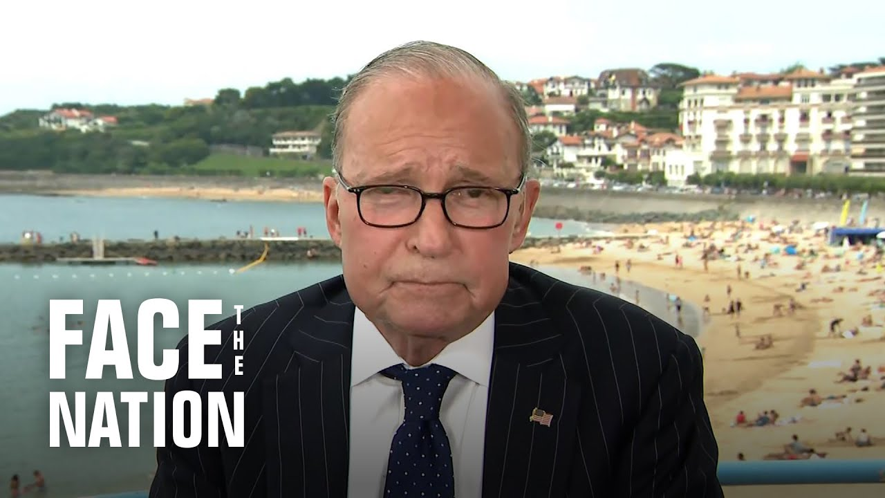 Is Trump's Economic Adviser Intoxicated In This Interview?