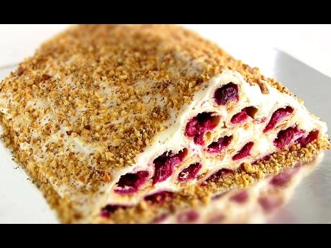 Торт  Монастырская изба Очень вкусный / Простой рецепт