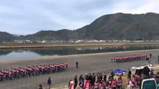 SAIKI CITY「出初式2016」佐伯市消防団