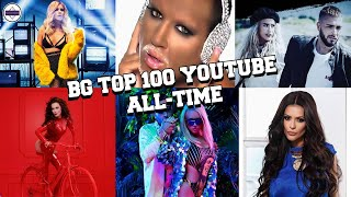 Bulgaria Top 100 Most Viewed Songs of All Time [April 2020] / Топ 100 най-гледаните български песни