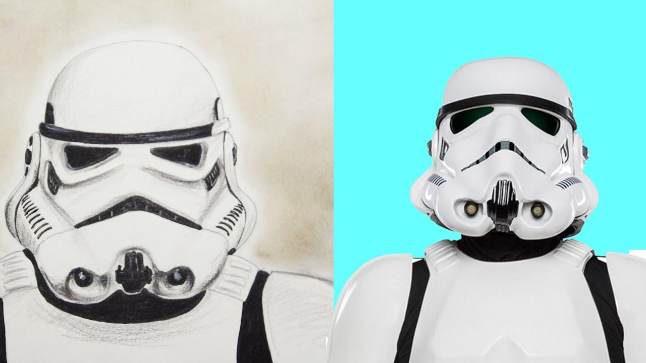 Star Wars | Guerra de las Galaxias | Boya Boya Pinta Pinta | Cómo ...