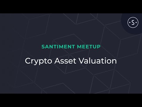 Crypto Asset Valuation: New age of data science & financial analysis  | Accelerator Frankfurt