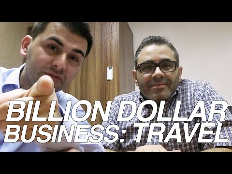 Billion Dollar Business: TRAVEL #MeetTheEntrepreneurs #4