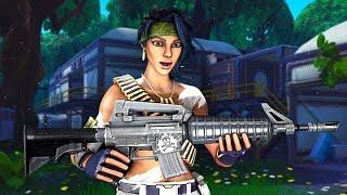 35 Kills Solo Squads | Personal Kill Record | Fortnite Battle Royale