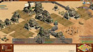 4v4 Arabia | Game 3 | Rated Games on Voobly 15/05/2016