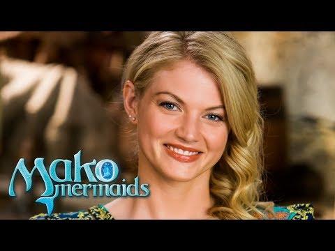 Mako Mermaids - Behind The Scenes With Cariba Heine/Rikki Chadwick [English]