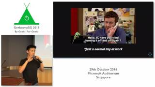 Kubernetes for Small Organisations: Is It Worth It? - GeekCampSG 2016