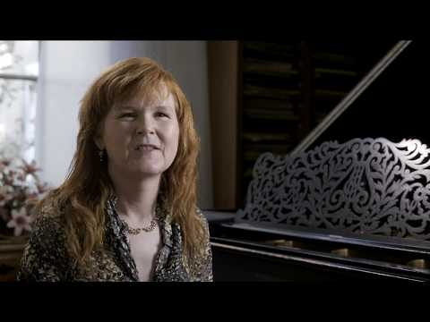 """Teresa Carreño - Un reve en mer (""""A dream at sea"""") (Sarah Cahill, piano)"""