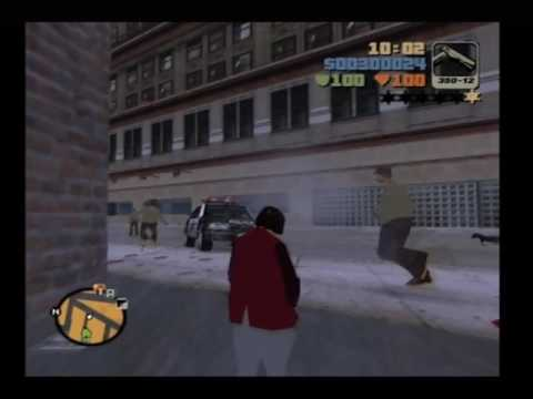Gta Iii Pedestrian Character Change Cheat Grand Theft Auto