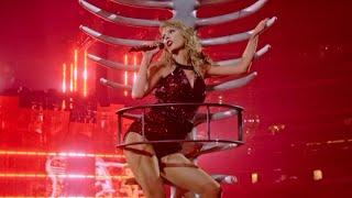 Taylor Swift - Bad Blood ⁄ Should've Said No live at#reputationStadium Tour 2018