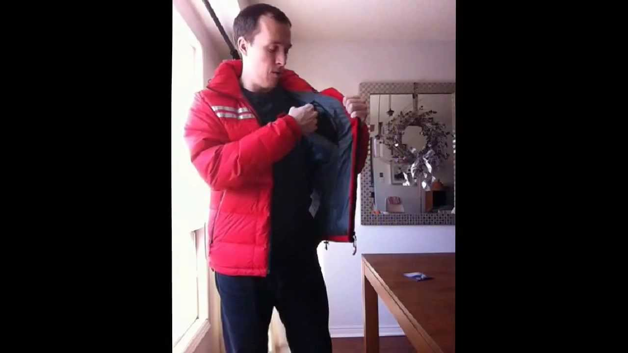 Canada Goose hats outlet shop - Canada Goose Men's Summit Jacket - YouTube