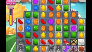 Candy Crush Saga - Level 1444 (3 star, No boosters)