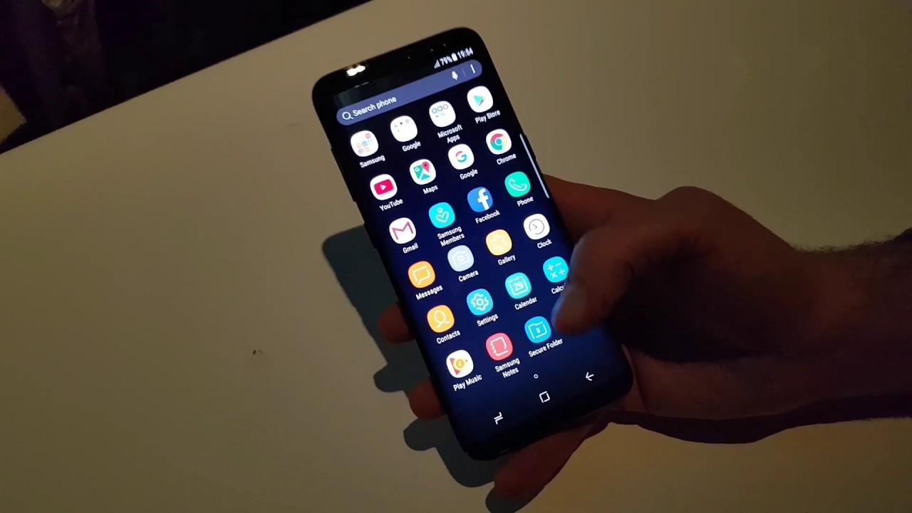 Samsung Galaxy S8 ön inceleme! - Türkiye'de ilk!